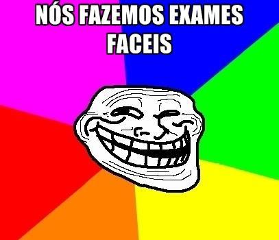 exames _faceis