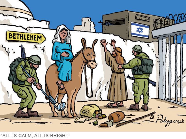 polyp_cartoon_israel_palestine_gaza_bethlehem_wall[1]