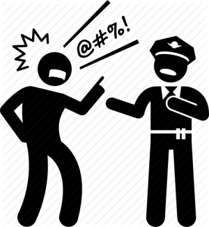 insultar-policia