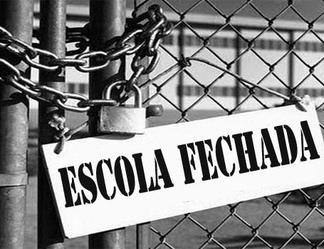 Escola-fechada