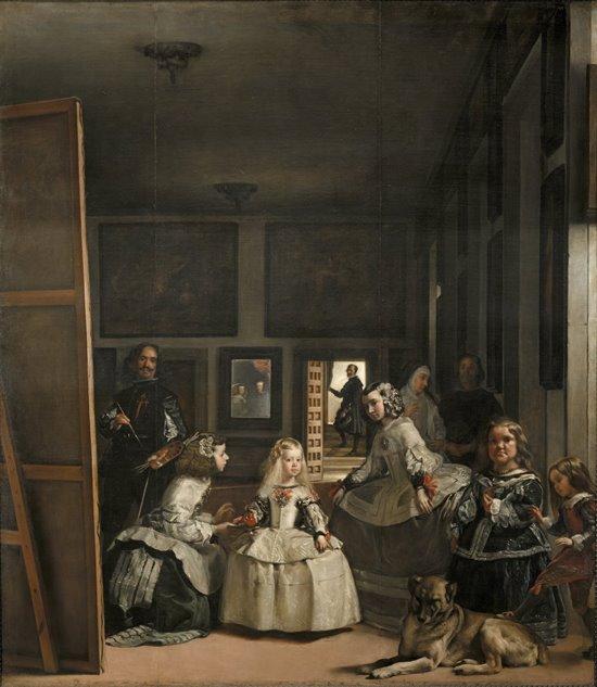 Reflexões em torno de uma pintura